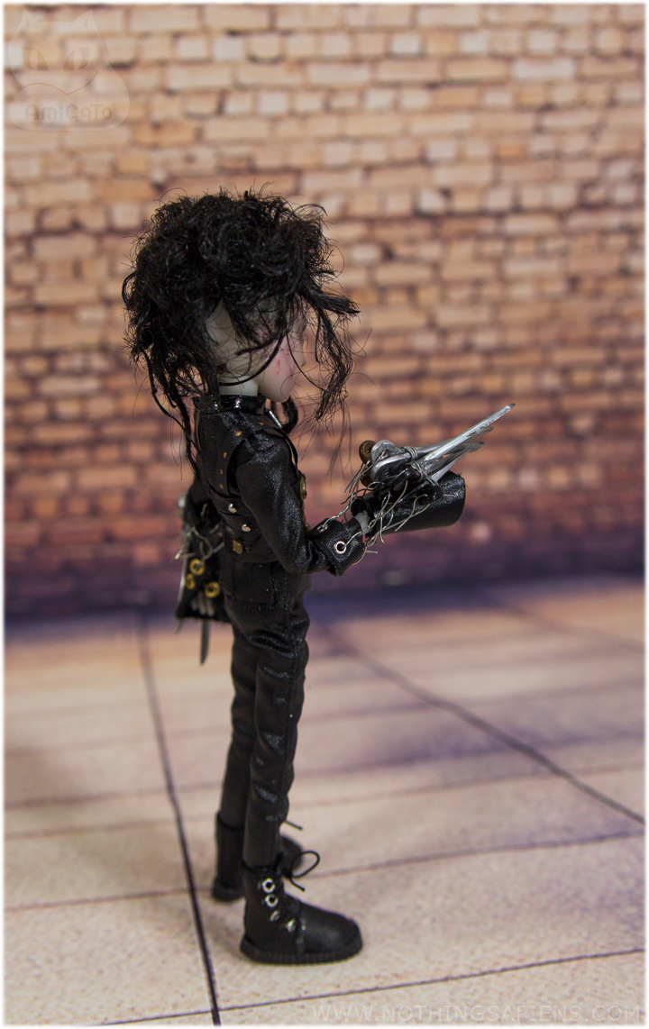 communication theories seen in edward scissorhands The posthuman touch how information came to be seen as an abstract the posthuman is thus not some edward scissorhands amalgamation of gizmos and flesh.