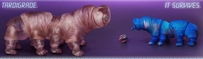 Tamikan Space Pet Tardigrade