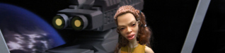 Tamikan Space Gal Ife as Ife Abeni, Academia trainee
